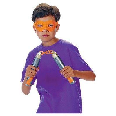 Teenage Mutant Ninja Turtles Movie 2 Conceal and Reveal Mikey, Red