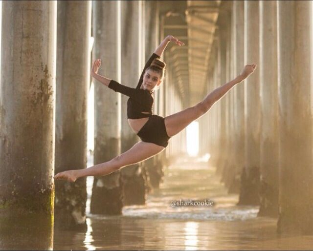 Kalani- love her but she can't compare to Brooke and Paige... Super talented though! #DanceMoms