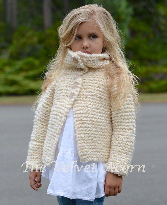Mejores 102 imágenes de Knitting en Pinterest | Ropa niña, Punto de ...
