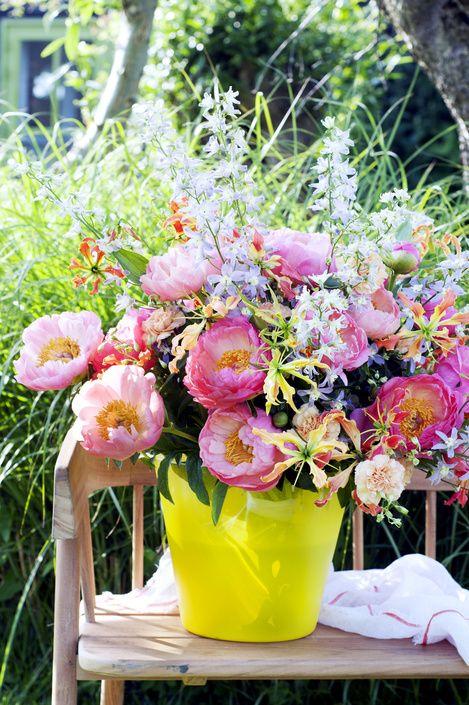 Flower Agenda 2015 peony