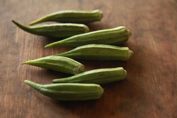 Information on Okra as a Body Cleanser