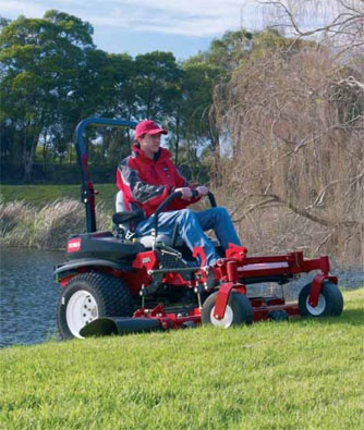 Toro Z Master G3 High Performance Zero Turn Mower