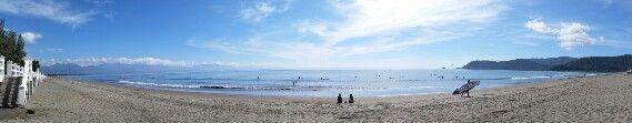 Sabang Beach, Baler, Aurora, Philippines