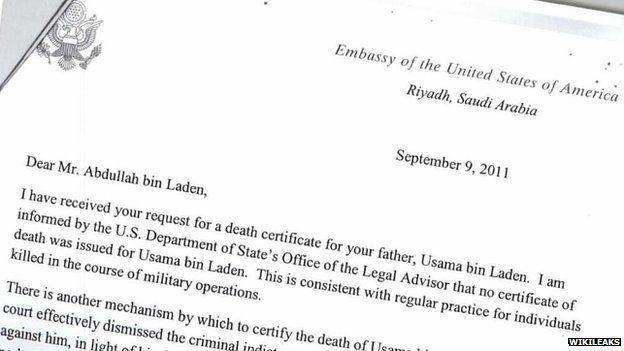 Free Ebook download : Anak Bin Laden 'meminta sertifikat kematian ayahny...