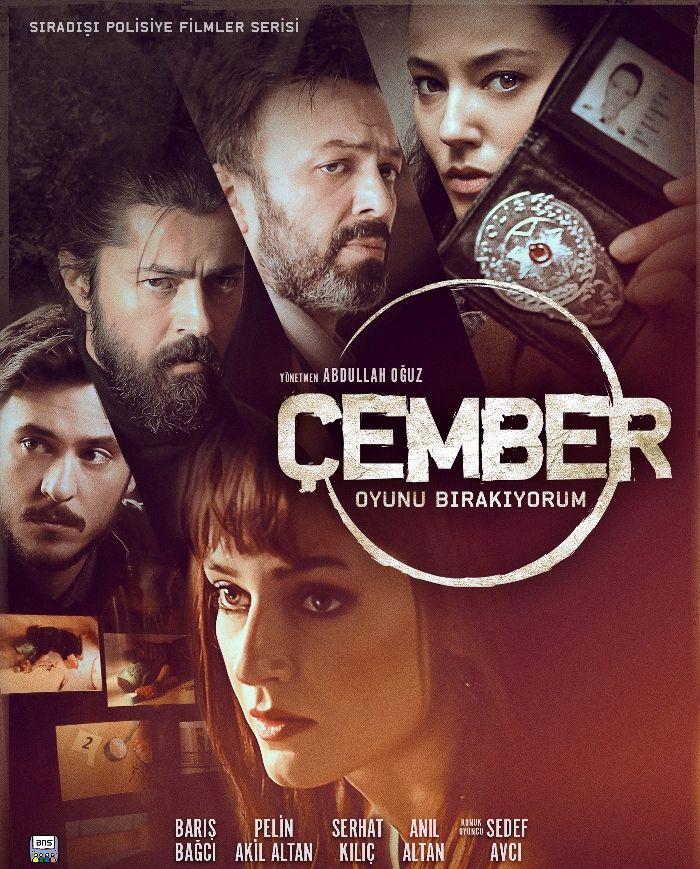 Polisiye TV filmleri serisi Çember,  3 Temmuz Pazartesi gecesi başlıyor