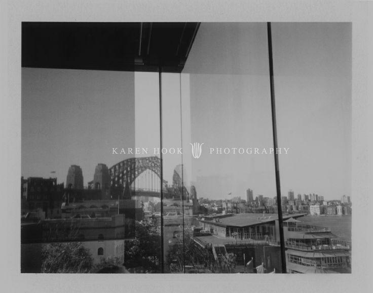 Polaroid Series 2013 Sydney/Bridge. Karen Hook Photography