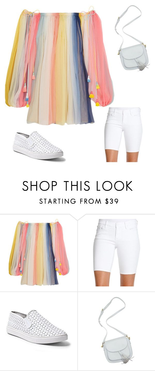 """Untitled #26"" by balog-viki on Polyvore featuring Chloé, Jessica Simpson and Steve Madden"