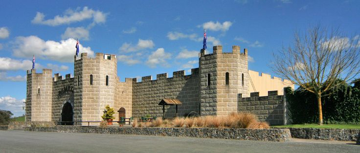 The Castle PamelaThe Castle Pamela Open by appointment, school holidays and statutory holidays Phone: +64 (0) 7 883 1112 has cafe, biggest doll and train collection in nz 45 mins from Tauranga