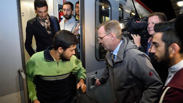 Zuspruch für Ramelow-Vorstoß: Deutscher Pass für Flüchtlingskinder?