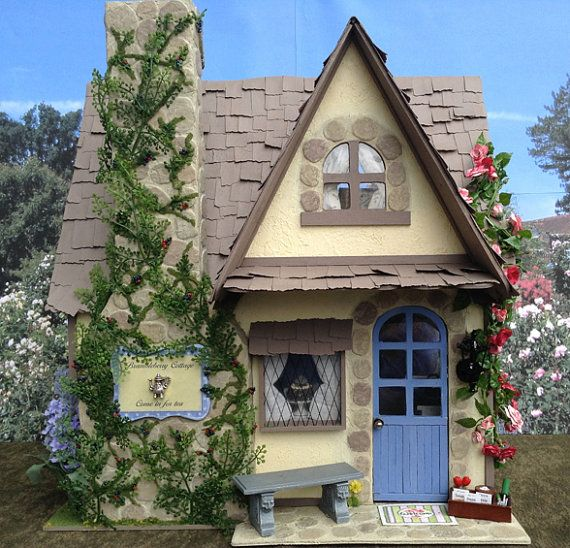 18 Best A Tiny Victorian Cottage Images On Pinterest