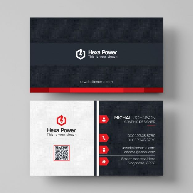 The 85 best free business cards images on pinterest business card free business card free business freepik cards card logo reheart Choice Image