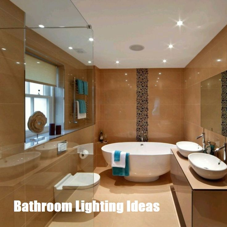 Bathroom Lighting Ideas You Would Want To Consider Modern Bathroom Design Bathroom Design Luxury Bathroom Interior