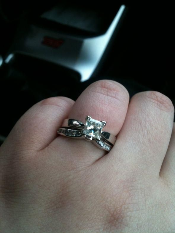 147 best Engagement Rings images on Pinterest Engagement ring