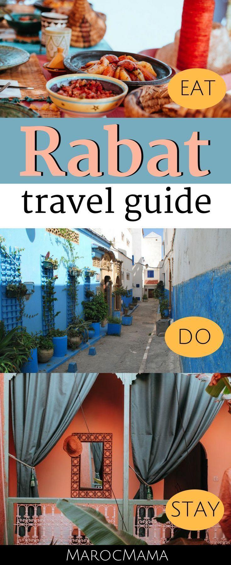 Rabat The Capital Of Morocco Is Often Left Off Tourist Maps But There Is Plenty Travel And Tourism Trends 2019 Marokko Urlaub Marokko Rundreise Marokko