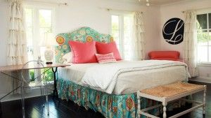 20 Fancy Printed Bed Skirts       I'm pretty sure you already saw the previous list we have about bed skirts – I personally loved each one because of how comfortable each bed looked like and how the spaces were actually designed to fit around the bed. It's not usually the case but I think it i...