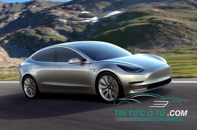 Tesla thừa nhận không có nguyên mẫu Model 3 thử nghiệm cuối năm 2016