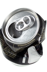 Crush a can with atmospheric pressure - never fails to impress kids of all ages (preschool through college!)