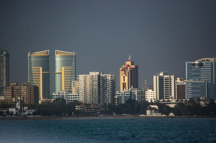 DaresSalaam Haven Of Peace Page SkyscraperCity Ideas - Us expat live map dar es salaam