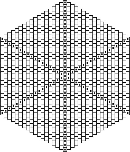 Best Graph Paper Images On   Bead Patterns Beading