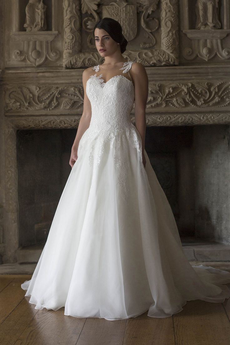 149 best Augusta Jones images on Pinterest | Short wedding gowns ...