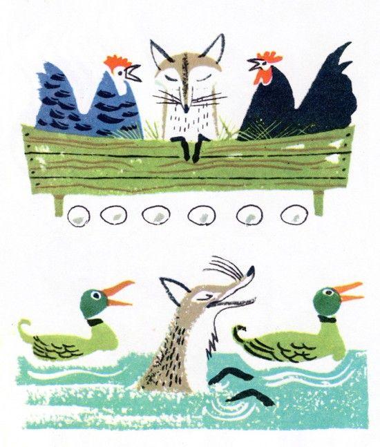 The Provensen's Animal Book