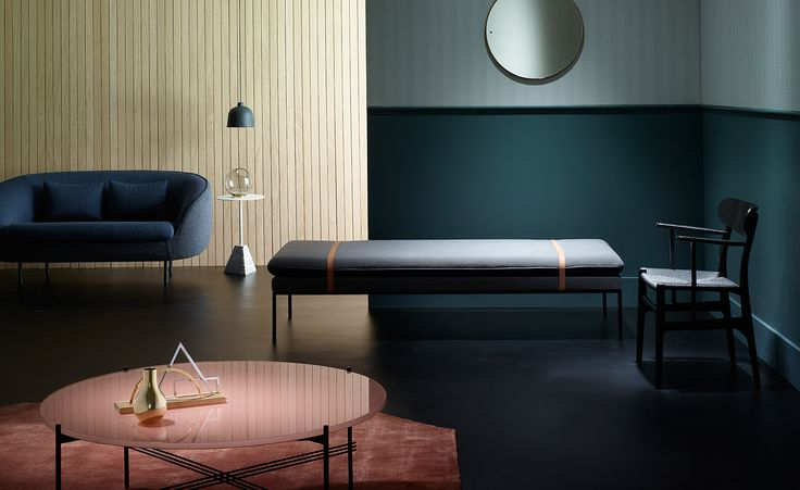 Each year we scour the design world, finding the best furniture pieces from six chosen territories for our 'Global Interiors' edit. From definitive wood work to innovative ways with pattern, we invite you to delve in and see the products that have shaped our design world tour...  Denmark: The Scandinavian nation's minimalist reputation is bolstered by classic neutral hues and clean lines from the likes of Fredericia, Gubi and Muuto