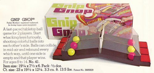 Gnip Gnop  Seems like a lot of the games I played when I was a kid required banging on things.