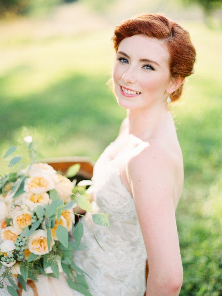 redhead bride - Google Search