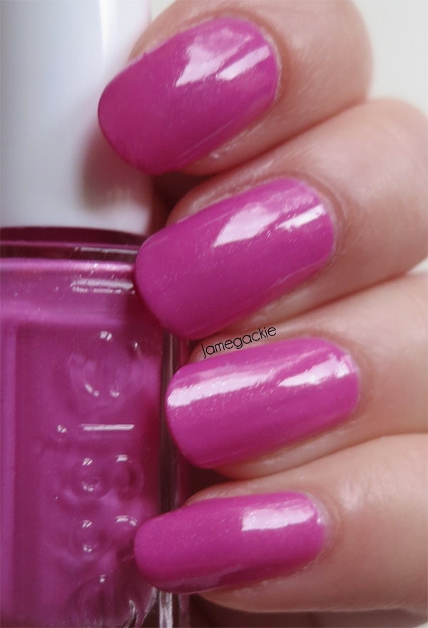 Swatch: Essie Spring 2013 Minis Madison Ave-Hue | Jamegackie
