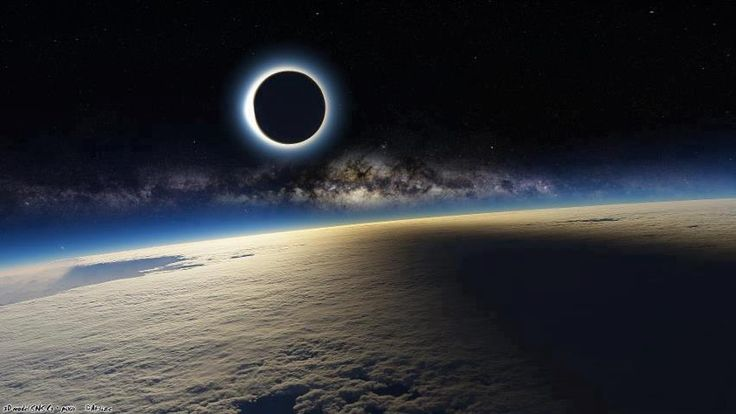 Awesome picture of the Eclipse on May 20th