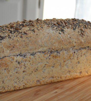 Pane con lievito madre senza glutine