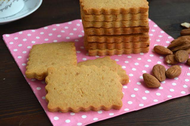 Nougat cookies - Galletas de turrón - Ma Petite Boulangerie