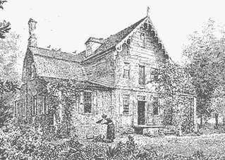 house plans from original 1835 to 1935 pattern books because you deserve a historically authentic house - Vintage Farmhouse Plans