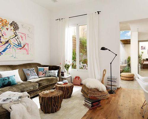 : Decor, Interior Design, Ideas, Living Rooms, Livingroom, Interiors, Loft, Interiordesign