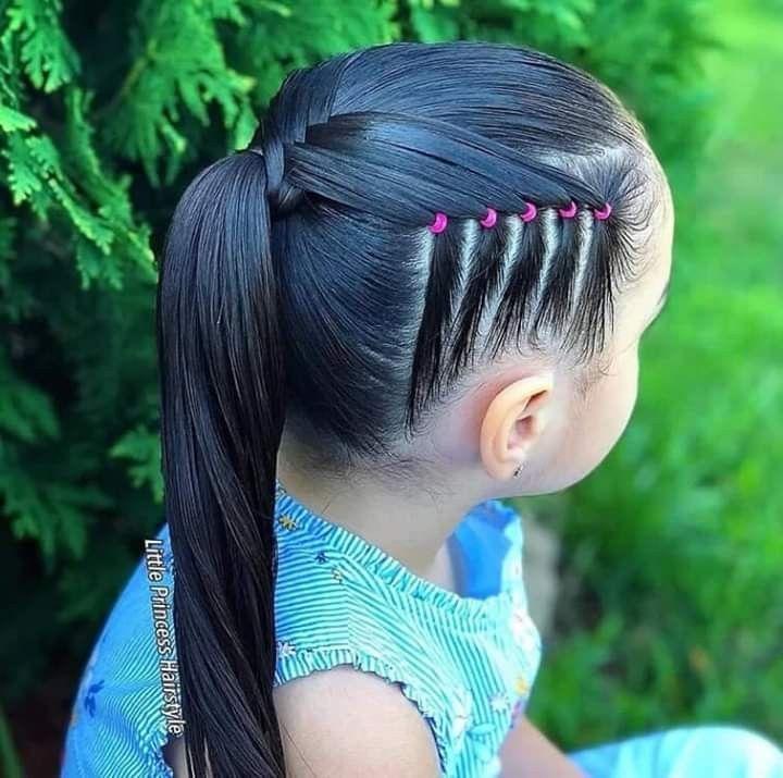Pin De Mary Carmen En Grenitas Peinados Infantiles Peinados Cabello Corto Nina Peinados Nina Trenzas