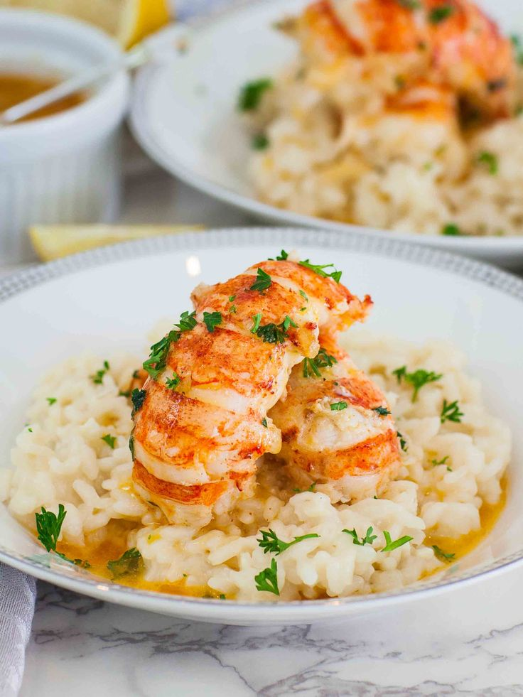 This butter poached lobster with simple risotto is the pinnacle of gourmet cooking at home! It's a 5-star, restaurant quality dish that is not only easy but fun to make at home for a special occasion. Surprise your guests or that special someone with this elegant and delicious dish at home for a special occasion, […]