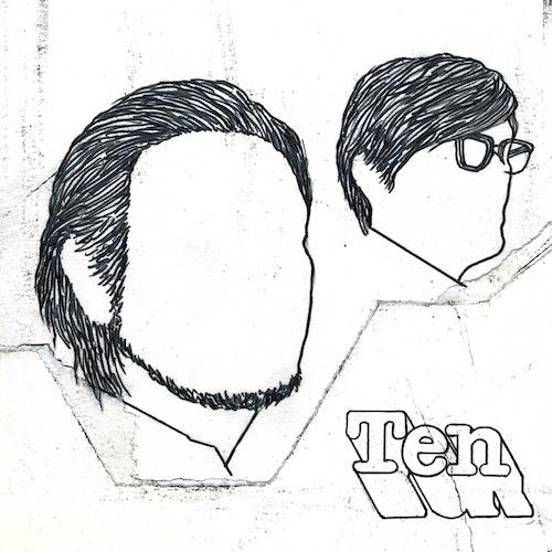 キリンジ(KIRINJI) 10th Al. 「Ten」 ジャケット