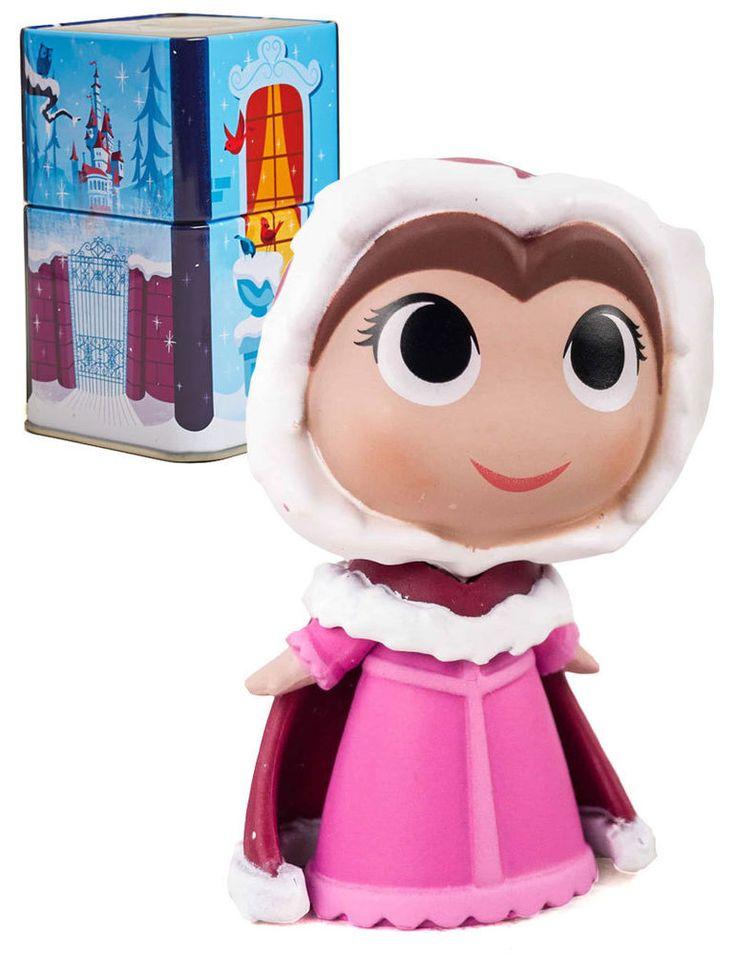 Funko Mystery Minis Snowflake Mountain Belle Mini With Tin - 2017 Disney Treasures Box Exclusive - New, Mint Condition.  #Funko #Disney #Collectibles