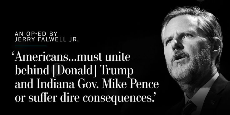 #Jerry #Falwell Jr.: #Trump is the Churchillian leader we need...