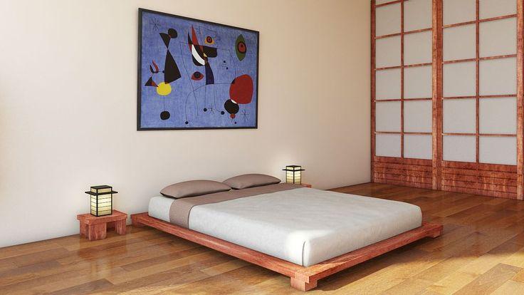 M s de 25 ideas fant sticas sobre cama japonesa en - Cama japonesa tatami ...
