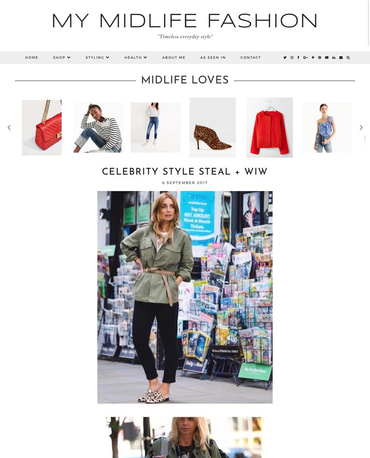 Steal Louise Redknapp & Zoe Ball's style with finds off the high street + WIW