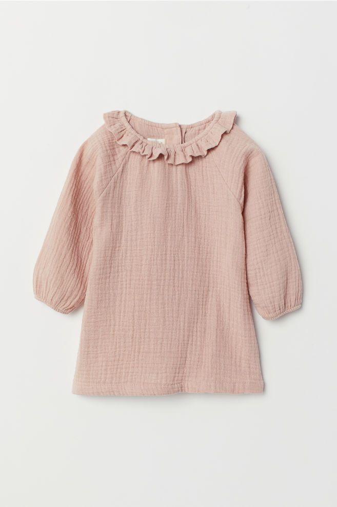 Soft Rose Organic Cotton Strampler mit Shirt