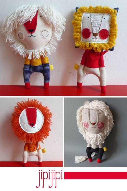 Soft toys // Jipijipi