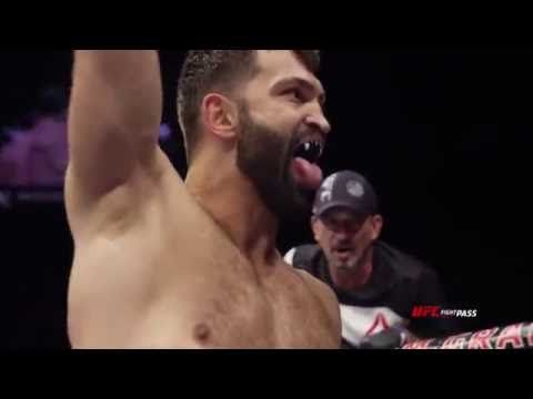 UFC (Ultimate Fighting Championship): Fight Night Hamburg: Arlovski vs Barnett - One Shot Knockout Power