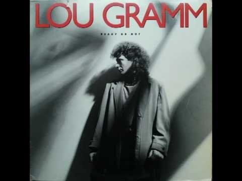 Lou Gramm - Midnight Blue