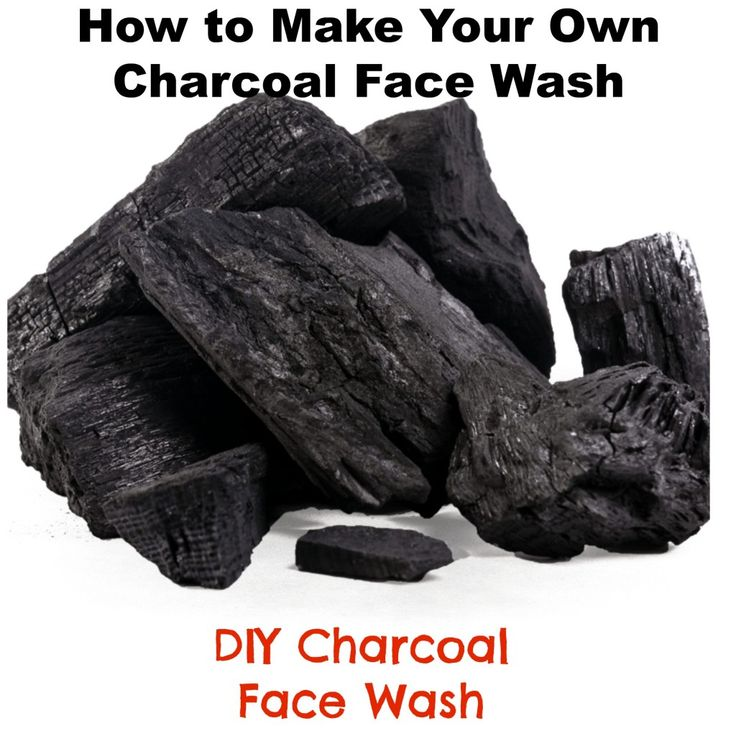 DIY LUSH COALFACE copycat recipe! Sooo easy and sooo good for your skin! Plus way cheaper than the store bought stuff!