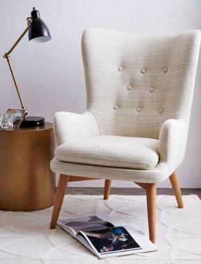 les 25 meilleures id es de la cat gorie fauteuil chambre. Black Bedroom Furniture Sets. Home Design Ideas