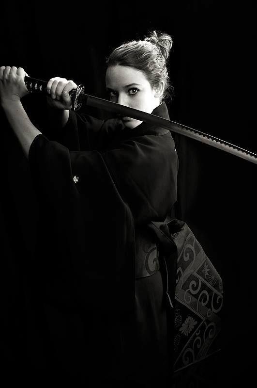 The Blind Ninja Martial Arts Pinterest Bushido