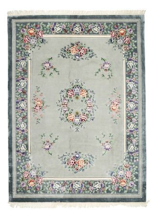 China silk 120 Line carpet 278x363