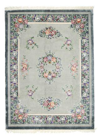China silk 120 Line carpet 278x363